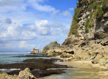 Blue Point Beach - Ubud VW Tour