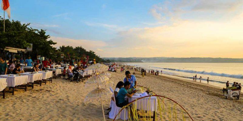 Jimbaran Seafood | Ubud VW Tour