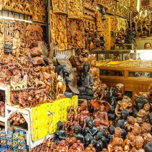 Ubud Art Market - Ubud VW Tour
