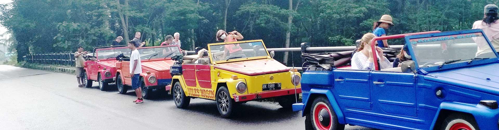 Slide 4 Ubud VW Tour
