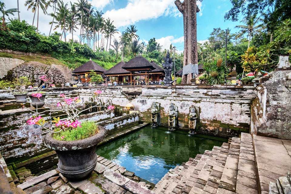 Goa Gajah Temple | Ubud VW Tour